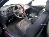Mustang Bullitt GT 2001 photos