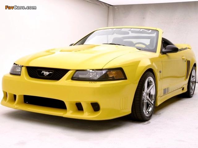 Saleen S281 SC Extrime Speedster 2003–04 images (640 x 480)