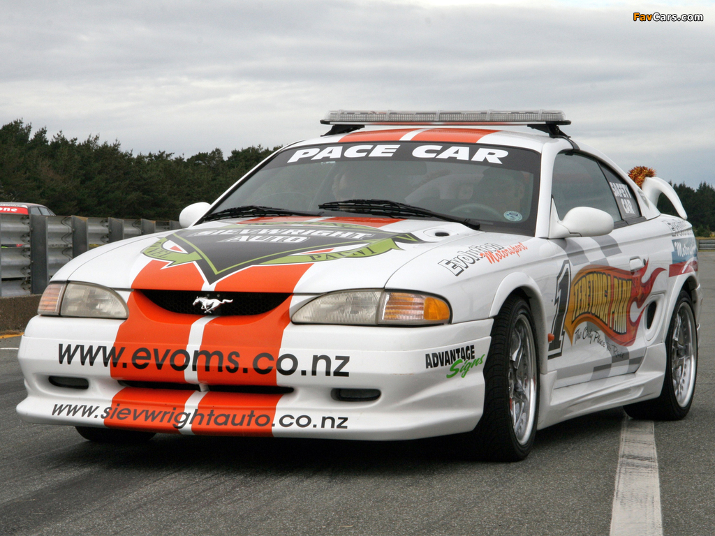 Mustang GT SSCC Teretonga Park Pace Car images (1024 x 768)