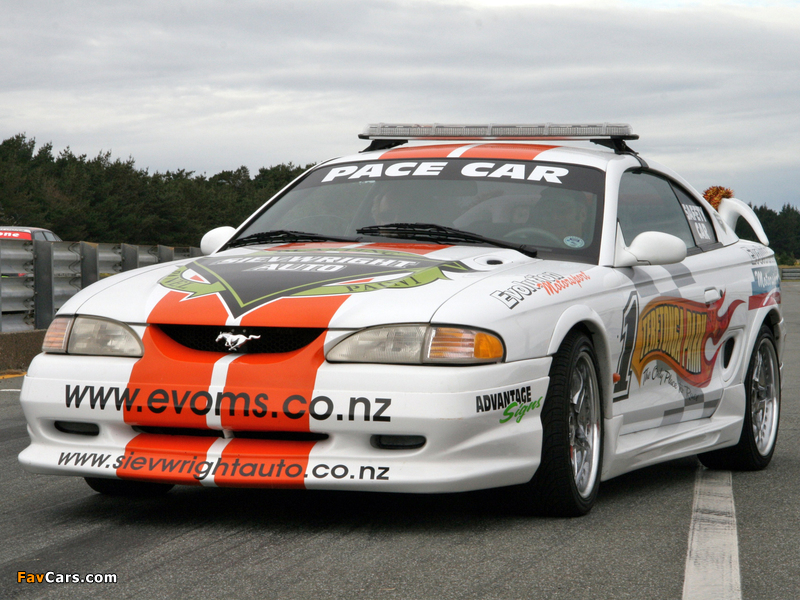 Mustang GT SSCC Teretonga Park Pace Car images (800 x 600)