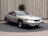 Photos of Mustang Rambo Fastback Proposal 1990