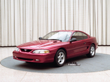 Photos of Mustang Coupe Prototype 1991