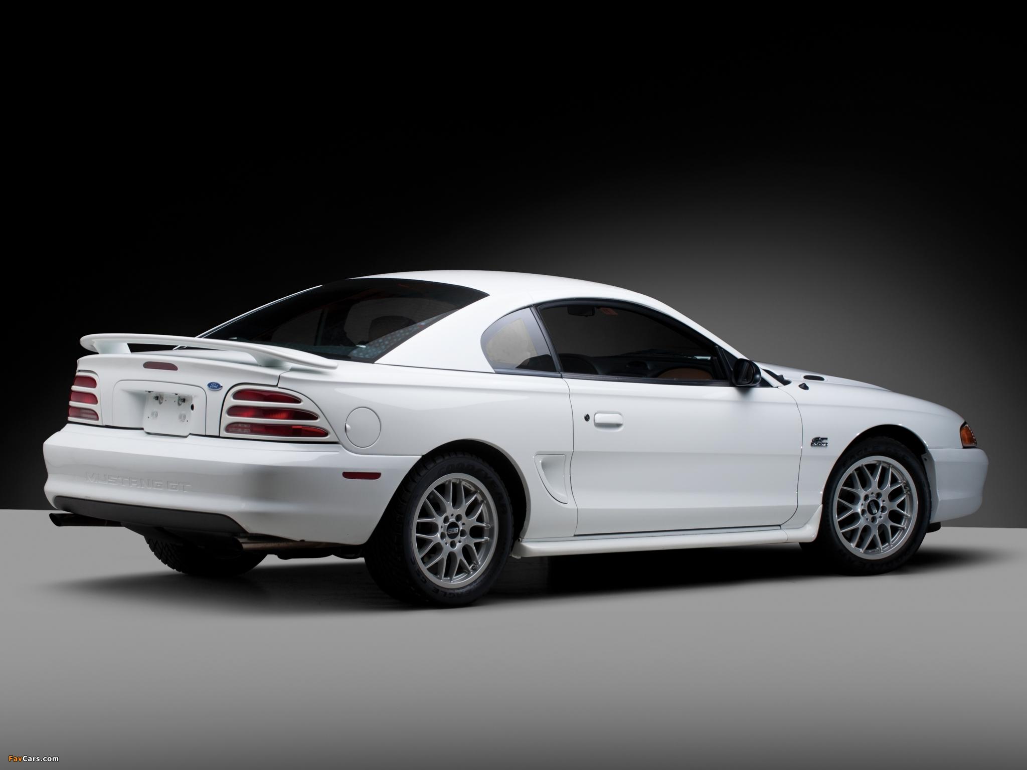 Расход топлива Ford Mustang (Форд Мустанг)