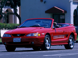 Photos of Mustang Cobra Convertible Indy 500 Pace Car 1994