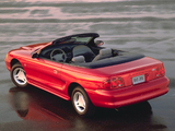 Photos of Mustang Convertible 1996–98