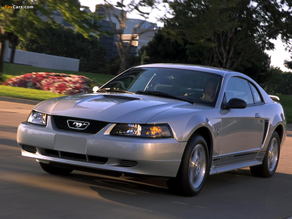 Photos of Mustang GT Coupe 1998–2004 (1024 x 768)
