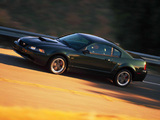 Photos of Mustang Bullitt GT 2001