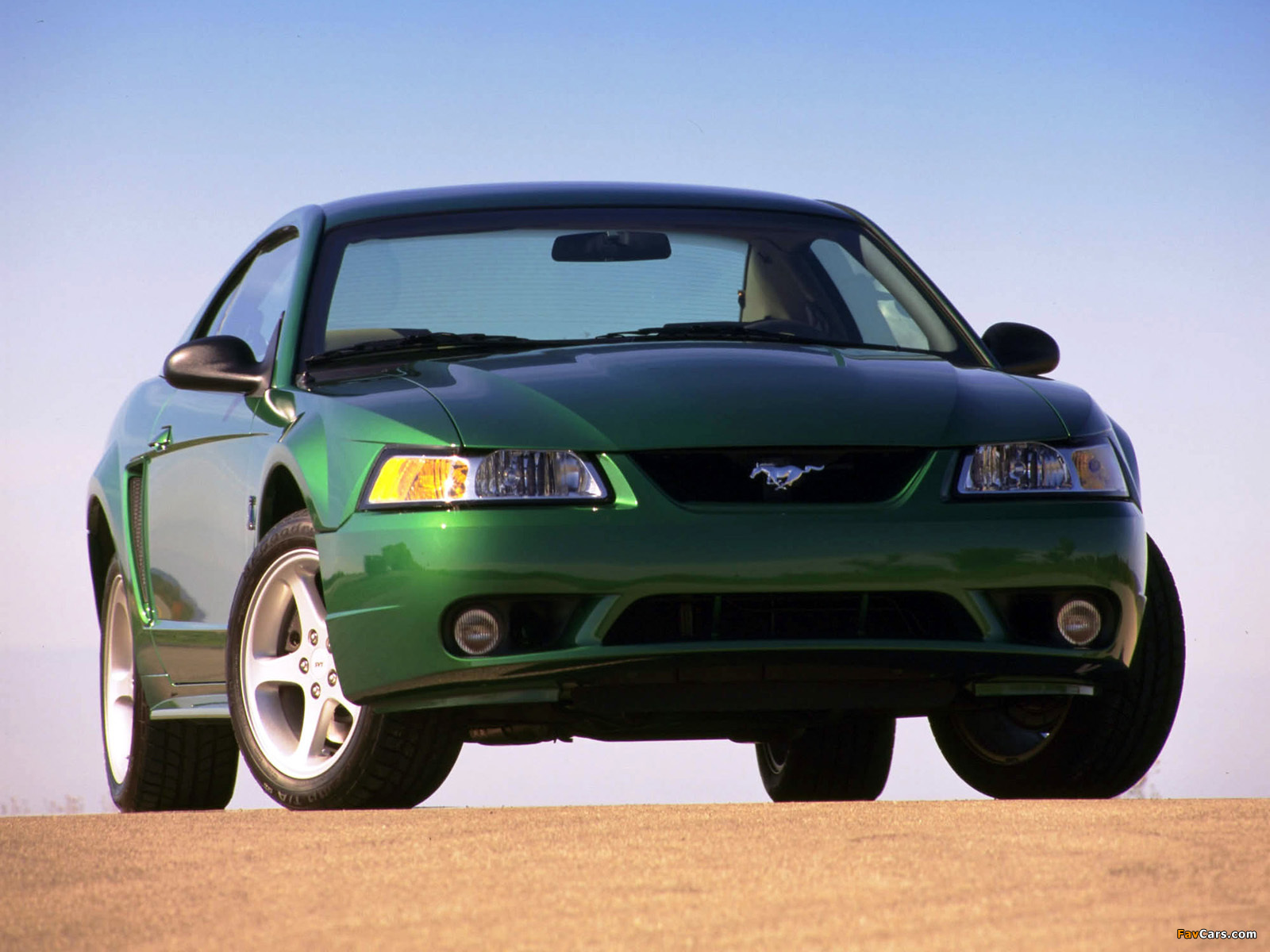 Pictures of Mustang SVT Cobra Coupe 1999–2002 (1600 x 1200)