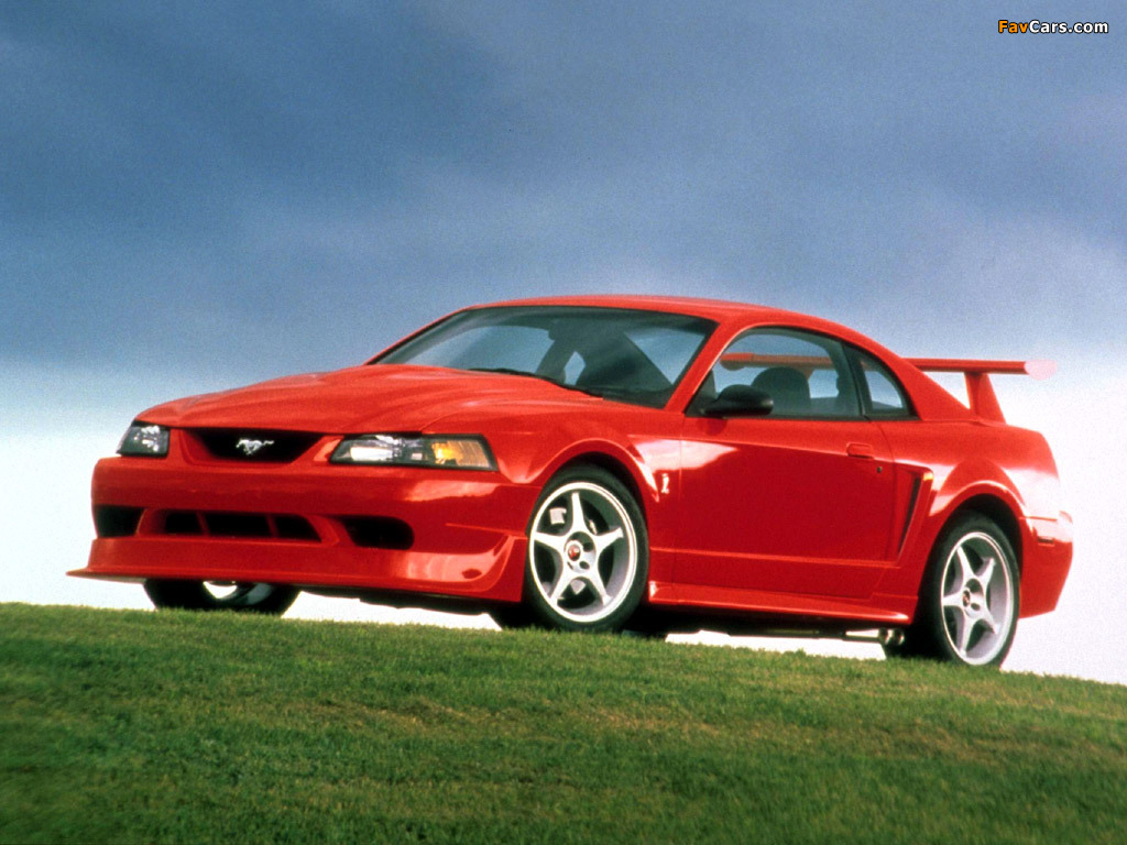 Pictures of Mustang SVT Cobra R 2000–04 (1024 x 768)