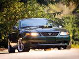 Pictures of Mustang Bullitt GT 2001