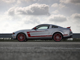 Images of Mustang Boss 302 Laguna Seca 2010
