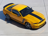 Images of Mustang Boss 302 2012