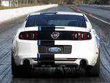 Images of Ford Mustang Cobra Jet Twin-Turbo Concept 2012