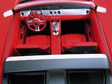 Mustang GT Convertible Concept 2003 wallpapers