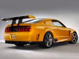 Mustang GT-R Concept 2004 photos