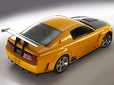 Mustang GT-R Concept 2004 pictures