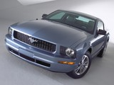 Mustang Coupe 2005–08 photos