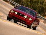 Mustang GT 2005–08 photos