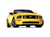 Mustang GT Convertible 2005–08 photos