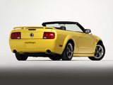 Mustang GT Convertible 2005–08 pictures