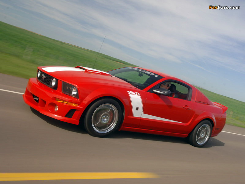 Roush 427R 2007–09 pictures (800 x 600)