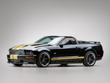 Shelby GT-H Convertible 2007 wallpapers