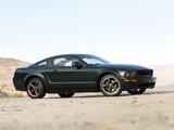 Mustang Bullitt 2008 photos