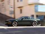 Mustang Bullitt 2008 pictures