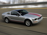 Mustang Coupe Warriors in Pink 2008 wallpapers
