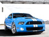 Shelby GT500 2009–10 photos