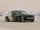 Mustang GT Formula Drift 2009–11 pictures