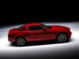 Mustang GT 2009–10 wallpapers