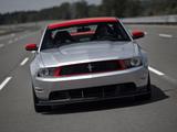 Mustang Boss 302 Laguna Seca 2010 wallpapers
