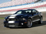 Shelby GT500 Super Snake 2010–11 wallpapers