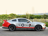 Mustang GT Red Tails 2012 photos