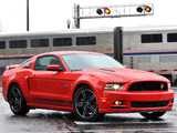 Mustang 5.0 GT California Special Package 2012 wallpapers