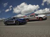 Mustang MkV photos