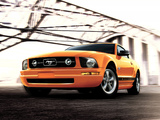 Photos of Mustang Coupe 2005–08