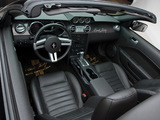 Photos of Shelby GT-H Convertible 2007