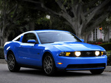 Photos of Mustang GT 2009–10