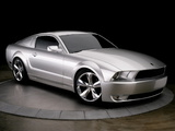 Photos of Mustang Iacocca 45th Anniversary Edition 2009