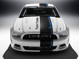 Photos of Ford Mustang Cobra Jet Twin-Turbo Concept 2012