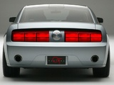 Pictures of Mustang GT Concept 2003