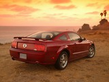 Pictures of Mustang GT 2005–08