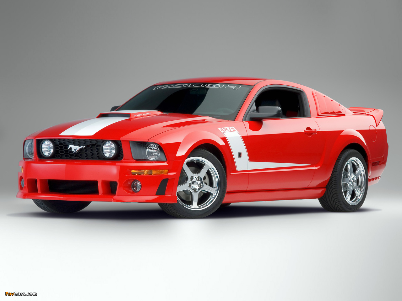 Pictures of Roush 427R 2007–09 (1280 x 960)
