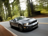 Pictures of Shelby GT500 Convertible SVT 2009–10