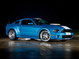 Pictures of Shelby GT500 Cobra 2012