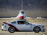 Pictures of Mustang GT U.S. Air Force Thunderbirds Edition 2013