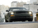 Mustang Bullitt 2008 wallpapers