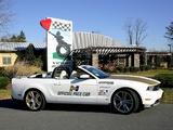 Hurst Mustang Convertible Pace Car 2009 wallpapers